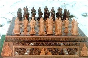 Скачать Игру Битва Шахмат - фото 9