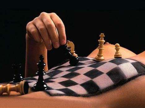 Chess BodyArt